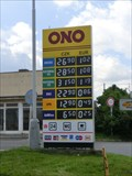 Image for E85 Fuel Pump Tank Ono - Prague, Czech Republic