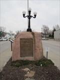 "Image for Franklin ""Cradle of the Santa Fe Trail"" - New Franklin, Missouri"