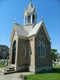 Image for St. Boniface Mortuary Chapel - St. Boniface of New Vienna Historic District - New Vienna, Iowa