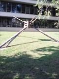 Image for Unnamed Wooden Sculpture - University of Arkansas - Fayetteville AR