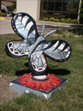 Image for Mosaic Butterfly at  Law Firm - Stillwater, OK