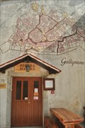Image for Gallignana Map - Gracišce, Croatia