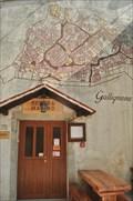 Image for Gallignana Map - Gracišce, Croatia