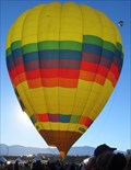 Image for Drones banned at New Mexico hot air balloon festival