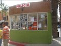 Image for Downtown Police hut -Tijuana, Mexico