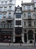 Image for Ye Olde Cock Tavern - Fleet Street, London, UK