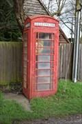 Image for Red Telephone Box - Weston on Avon, Warwickshire, CV37 8JY