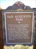 Image for San Augustín Pass