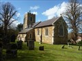 Image for St Peter's church - Allexton, Leicestershire