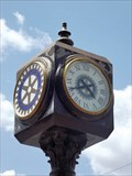Image for Rotary International Clock - Marble Falls, TX