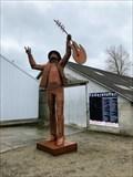 Image for Jimi Hendrix - Rudme, Danmark