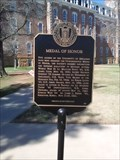 Image for Medal of Honor - University of Arkansas - Fayetteville AR