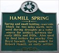 Image for Hamill Springs - Winston County, MS