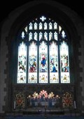 Image for East Windows, St. Mary, Westerham, Kent, England