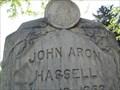 Image for John Aron Hassell - Leavitt Cemetery - Ogden, Utah