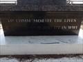 Image for Wooli Cenotaph WW1 - Wooli Beach, NSW, Australia