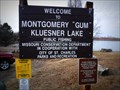 "Image for Montgomery ""Gum"" Kluesner Lake - St. Charles MO"
