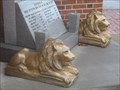 Image for Lions at Police Memorial - Kingsport, TN