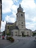 Image for Eglise Abbatiale Saint Pierre -Remiremont-France