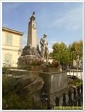 Image for Monuments aux morts - Rognes, Paca, France