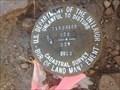 Image for T15S R12E S20 29 1/4 COR -- Deschutes County, OR