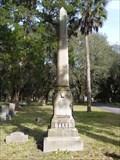 Image for Baker Family Obelisk - Jacksonville, FL