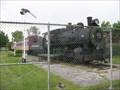 Image for Chicago Gravel Company steam locomotive #18 - Bensenville, IL