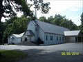 Image for Macedonia Freewill Baptist Church northeast of Purdy, MO