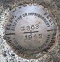 Image for PB0516 - USCGS G363 1942 - Oregon
