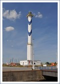 Image for Coastal lighthouse Lange Nele, Oostende, Belgium