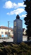 Image for Pomnik Obetem 1. a 2. svetove valky - Kotvrdovice, Czech Republic