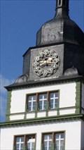 Image for Uhr am Rathaus - Rudolstadt/ Thüringen/ Deutschland