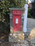 Image for Victorian Wall Post Box - Park Corner, near Henley-on-Thames, UK