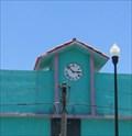 Image for Town Clock -- Benito Juarez Blvd. at Tamaulipas St, Nuevo Progreso MX