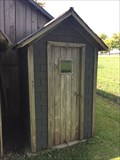 Image for South Easthope Cemetery Outhouse - Shakespeare, ON