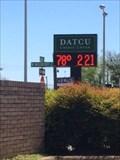Image for DATCU Time & Temp. - Denton, TX