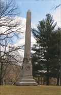 Image for Friedrich Hecker Monument - Benton Park - St. Louis, MO