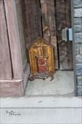 Image for Saguache Wee Folks Fairy Door - Saguache, CO
