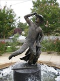 Image for Fireman Statue - Yountville, CA