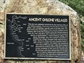 Image for Ancient Ohlone Villages  Stanford, CA