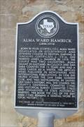 Image for Alma Ward Hamrick