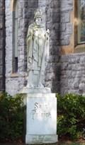 Image for St. Patrick Statue at St. Patrick Catholic Church - Havre de Grace MD
