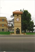 Image for Cherokee County World War I Veterans memorial Clock Tower - Columbus, KS