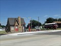 Image for Turkey, Texas: Restored Phillips 66 Gas Station
