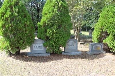 Late 20th century burials