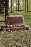 Image for Salado Cemetery Veteran's Memorial -- Salado TX