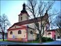 Image for Church of St. Wenceslaus / Kostel Sv. Václava - Budyne nad Ohrí (North Bohemia)