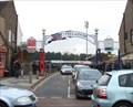 Image for AFC Wimbledon - Kingsmeadow, Jack Goodall Way, Kingston, London, UK.