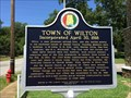 Image for Town of Wilton - Wilton, AL