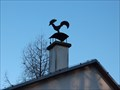 Image for Rooster Silhouette - Brno, Czech Republic